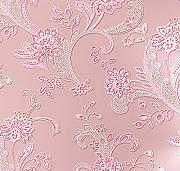 CNFIP 3D Dreidimensional Große Blume Salon Schlafzimmer TV Kulisse Non-Woven Tapete Multicolor 32,8 IN Lang Breite 1,74 IN,Pink