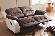 Relax Sofa Couch Fernsehsessel Relaxsessel Fernsehsessel 5129-2-PU sofor