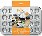 0070035 DECORA BACKFORM FÜR 24 MINI MUFFINS 38,5