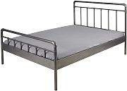 140x200 Doppelbett STINA von Reality Import Metall