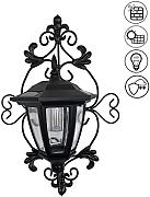 ABC Home Garden 22220 Gartendeko Wandsolarleuchte,
