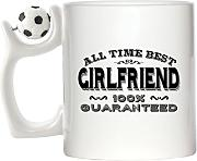 All Time Best Girlfriend 100% garantiert Design