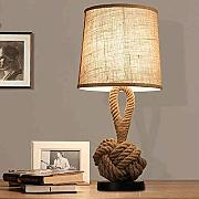American Country Personality-Studie Lampe, Brown