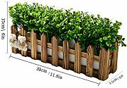 Artificial Fence - Artificial Flowers Decoration