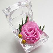 Artificial Flower Decorative Fresh Preserved Rose