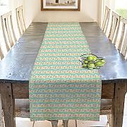 Artzfolio Retro Design Table Runner Silk Fabric 16