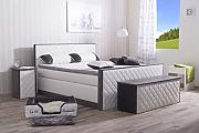 Aukona International Boxspringbett Stella 200x200,