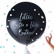 Baby Gender Reveal Party Ballons Geschlecht Reveal
