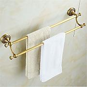 BAIF Bathroom Shelf Copper Handtuchhalter antiker