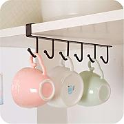 BATHAE Durable 1PCS Küchenschrank Storage Rack