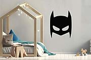 Batman Maske Set Kinderzimmer Wandsticker