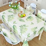 Be&xn Print Waterproof Tablecloth, Polyester