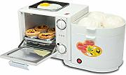 BEN-YI Mini-Backofen 4-in-1-Multifunktionsofen