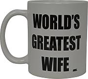 Best Funny Kaffee Tasse World 's Greatest Frau