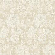"BHF fd22737 ""Beige Mirabelle Dotted Floral"