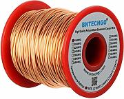 BNTECHGO 18 AWG Magnet Wire - Enameled Copper Wire