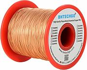 BNTECHGO 24 AWG Magnet Wire - Enameled Copper Wire
