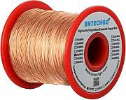BNTECHGO 26 AWG Magnet Wire - Enameled Copper Wire