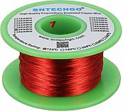 BNTECHGO 28 AWG Magnet Wire - Enameled Copper Wire
