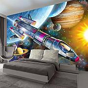 BZDHWWH Custom Photo 3D-Poster Wallpaper Moderne