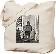 CafePress Will Babysit for Drogen Tote Bag Tote
