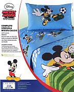 Caleffi Bettwäsche Disney Mickey Mouse Set