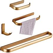 CASEWIND Antik Messing Badezimmer Accessoires 4