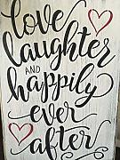Ced454sy Love Laughter and Happily Ever After