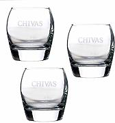 Chivas Regal Glass Tumbler by Chivas Regal