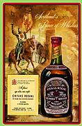 Chivas regal scotch whisky reklame nostalgie
