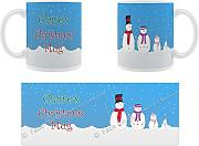 Claire's Christmas Tasse, Snowfamily Design,