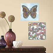 Color your Decals RMK3329CYD RM Schmetterling