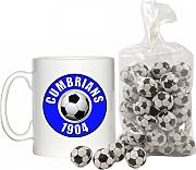 Cumbrians 1904 Design 10oz Becher mit 200 g