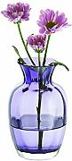 Dartington Crystal Little Treasures Vase, Amethyst