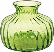 Dartington Crystal Vase, mittelgroß, Grün