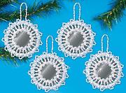 Design Works Reflections Ornaments