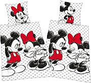 Disneys Mickey + Minnie Mouse Partner Bettwäsche