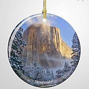 DONL9BAUER Weihnachts-Ornament Yosemite National