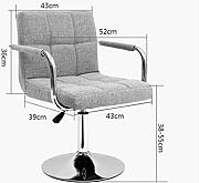 Drehstuhl Barhocker Continental Bar Chair Lift mit