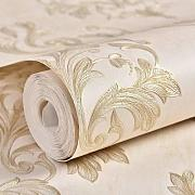 DUOCK European3D Floral Wall Papers Home Decor