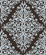 Dutch Wallcoverings 6837–2 Ornament