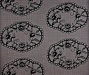 Dutch Wallcoverings 7227–7 Ornament Tapete,