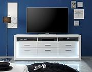 Dynamic24 TV Tisch Stream Kommode Sideboard
