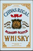 empireposter - Chivas Regal - Whisky - Größe
