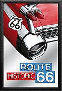 empireposter - Route 66 - Wings - Größe (cm),