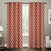 Exclusive Home Curtains Neptune, Baumwolle,
