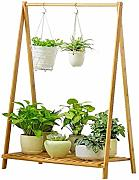 Faltbare Pflanze stehen Indoor Outdoor Flower Rack