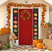 FHzytg Happy Fall Y'all Fall Veranda, Herbst-