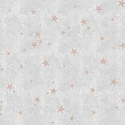 Fine Décor M1491 Starlight Stars Rose Gold