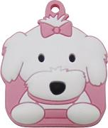 FouFou Dog 92865 KEYCOVER Maltese (Girl)